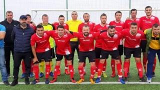 Avântul Comana a urcat pe primul loc în Seria Sud din Liga a V-a