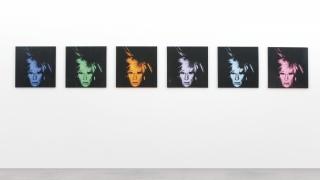 O lucrare a lui Andy Warhol, vândută cu 25,32 milioane de euro