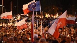 """Uniunea Europeană pune Polonia """"la zid"""""""
