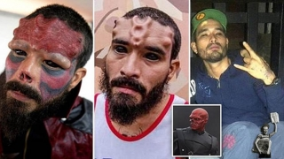 Cel mai modificat om din lume şi cel mai tatuat, în premieră în România şi UE