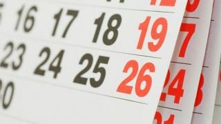 O nouă zi liberă pentru elevi şi preşcolari