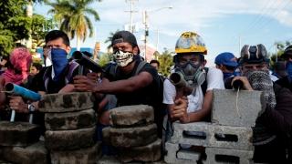 ONU: Zeci de mii de refugiaţi în Costa Rica din cauza violențelor din Nicaragua