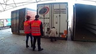 460.000 litri de must fără acte, găsiți de Fisc în port