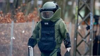 O bombă a fost dezamorsată în apropiere de Ambasada SUA din Manila
