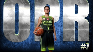 Andrei Oprean, de la BC Athletic la SCM U. Craiova