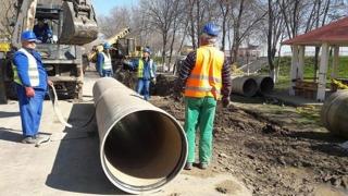 Mircea Vodă şi Crucea nu vor avea apă! Se lucrează!