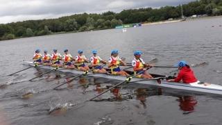Cinci medalii europene pentru canotajul românesc la Glasgow