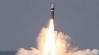 O rachetă de tip nuclear lansată de M. Britanie s-a îndreptat spre SUA