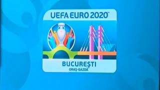 A fost lansat logo-ul oraşului București pentru Euro 2020