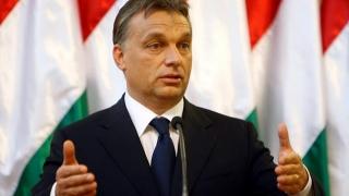 """Orban trage un semnal de alarmă împotriva """"Statelor Unite ale Europei"""""""