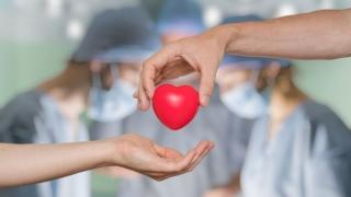 Organele donate salvează vieţi!