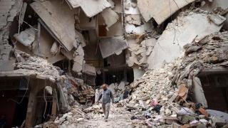 OSDO: Peste jumătate de milion de sirieni, ucişi în şapte ani de război