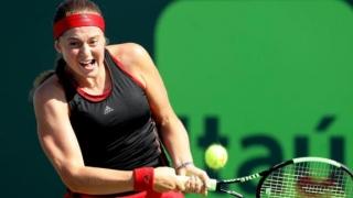 Ostapenko - Stephens, finala turneului de simplu feminin la Miami Open