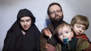 Familie nord-americană, ostatică 5 ani la talibani. Ce zice directorul CIA