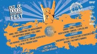 O experiență rock-tastică! Out Of Doors Fest se apropie cu pași repezi!