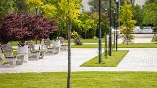 Ovidius Park, noul parc al Constanţei, va fi inaugurat astăzi
