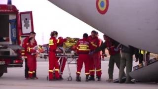 Precizări referitoare la situația tratamentului în Belgia a pacientului ars din Piatra Neamț