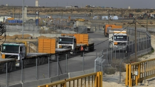 Palestienii, ținuți în afara Israelului