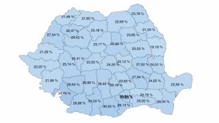 Până la ora 16:30 au votat peste 4,33 de milioane de români