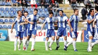 Pandurii Târgu Jiu şi Dinamo Zagreb au remizat într-un meci amical