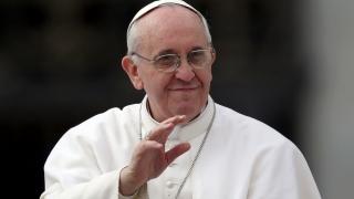 Papa Francisc s-a întâlnit cu enoriașii dintr-un cartier sărac din Milano