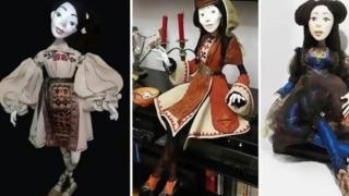 14 păpuși la Muzeul de Artă Populară Constanța. Cine le recunoaște?