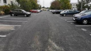 O nouă parcare disponibilă pentru constănțeni