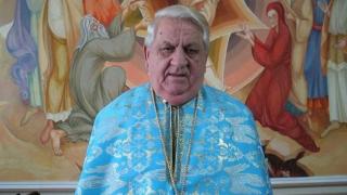 Părintele protopop Aurel Costache a trecut la cele veșnice
