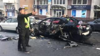 Parlamentar ucrainean, rănit în urma unei explozii. TENTATIVĂ DE ASASINAT?!