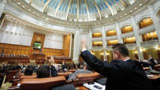 Deputații votează astăzi reducerea TVA şi eliminarea pensiilor speciale