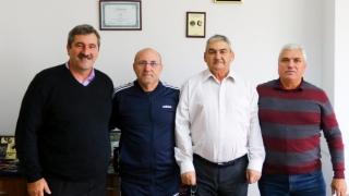 """Parteneriat între Academia de Fotbal """"Gheorghe Hagi"""" și CS Năvodari"""