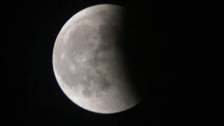 O eclipsă parțială de Lună în luna august, fenomenul astronomic al anului 2017 în România