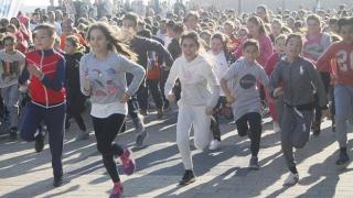 Participare numeroasă la Crosul Dobrogei