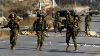 Armata israeliană a demolat casa unui militant palestinian