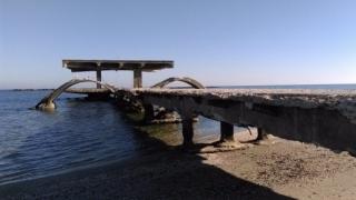 Ce se întâmplă cu pasarela din zona Debarcader Cazino din Mamaia