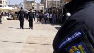 Minivacanță, în siguranță! Misiuni de ordine publică ale jandarmilor și polițiștilor