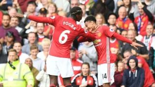 Manchester United, fără înfrângere de 17 meciuri consecutive în toate competițiile