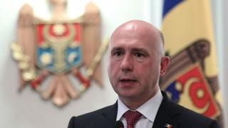 Pavel Filip a demisionat din funcţia de premier.Partidul lui Plahotniuc pleacă de la guvernare