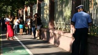 Elevii au dreptul să învețe în condiții de siguranță. AEC solicită primarului Decebal Făgădău măsuri pentru asigurarea pazei unităților școlare