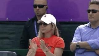 Pe cine a aplaudat numărul 1 mondial, la BRD Bucharest Open?