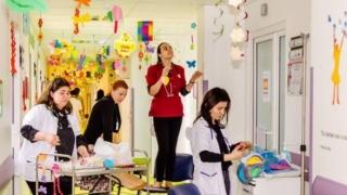 Secția de Pediatrie Constanța, decorată!