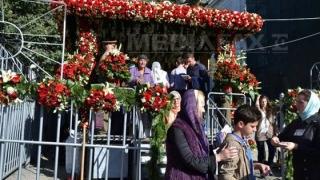 A început cel mai mare pelerinaj ortodox din România