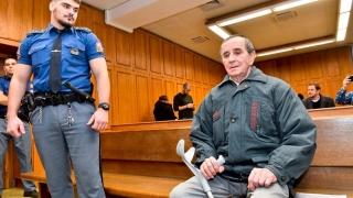 Pensionar de 71 de ani, condamnat la patru ani de închisoare pentru terorism