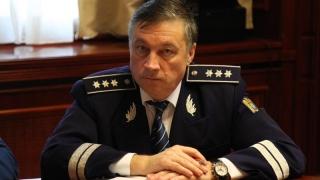 Cms.şef Adrian Rapotan, inspectorul şef al IPJ Constanţa, se pensionează