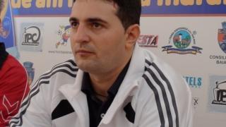 Florentin Pera este noul antrenor principal al echipei Dunărea Brăila