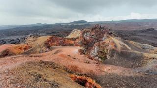 Pericol de erupţie în Galapagos. Zeci de persoane evacuate