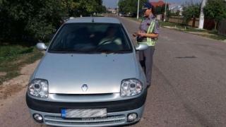 Strada ca o junglă: Tot mai mulți conducători auto fără permis!