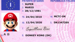 Dosar penal pentru permis de conducere fals