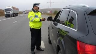 MII de amenzi și SUTE de permise de conducere reţinute de poliţişti