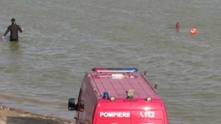 Persoană dispărută în Dunăre, căutată de scafandri
